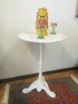 Beautiful vintage Pastry table marble top in Ramstein, Germany