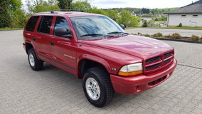 1999 Dodge Durango 5.9 V8 4x4 7-seater *Great Condition* US-SPECS in Ramstein, Germany