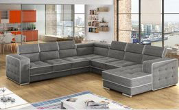 United Furniture - Dauphine Sectional with Storage Chaise - availble in other colors in Shape, Belgium