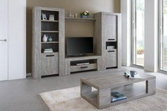 United Furniture - Einhoven Entertainment - in 2 colors - including delivery in Fort Riley, Kansas