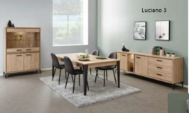 United Furniture - Emile Dining Set + including Delivery in Shape, Belgium