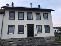 free standing spacious 4 bed room farm house with yard in Oberweis 30 mins from base in Spangdahlem, Germany