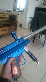 SMART PARTS IMPULSE PAINTBALL MARKER in Ramstein, Germany