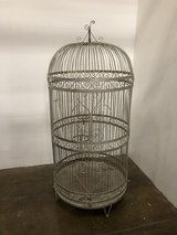 Large birdcage in Fort Campbell, Kentucky