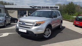 2012 Ford Explorer XLT 2WD, 3rd Row in Spangdahlem, Germany