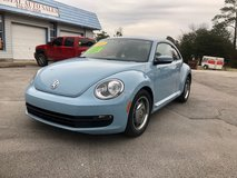 2012 VW BEETLE in Camp Lejeune, North Carolina