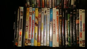 Dvds of all different groups in Tinley Park, Illinois