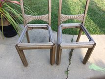 Rustic chairs, antique (4) in Fort Polk, Louisiana