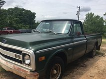 1970 Chevy Truck in Fort Polk, Louisiana