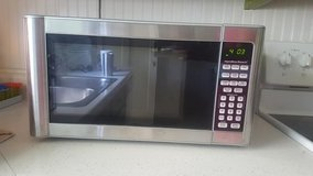 Hamilton Beach Stainless Steel Microwave Oven in Beaufort, South Carolina