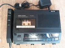 Sanyo Desktop Mini-Cassette Recorder/Transcriber in Alamogordo, New Mexico