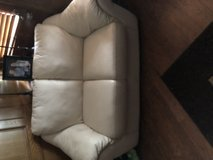 Leather Sofa and Love Seat by Natuzzi Leather in The Woodlands, Texas