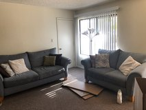 Couch & Loveseat in Yucca Valley, California