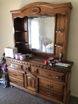 Dresser and Mirror in Yucca Valley, California