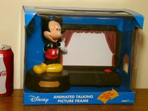 Mickey Mouse Talking Photo Frame Bobble Head in Chicago, Illinois