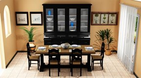 United Furniture - Provincial DR Set including delivery in all colors & finishes in Mannheim, GE