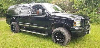 04 Ford Excursion Limited 4wd Diesel in Fort Polk, Louisiana