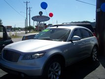 INFINITI FX35 AUTO COLD AIR LOADED LOW MILES ~REDUCED~ in Camp Lejeune, North Carolina