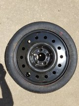 Firestone T125/70R16 Spare Tire in Yorkville, Illinois