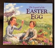 Legend of the Easter Egg Hardcover Book in The Woodlands, Texas