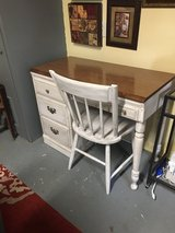 """Desk and chair 40""""long 19"""" wide 30"""" tall in Houston, Texas"""