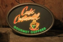 Cafe continental in DeRidder, Louisiana