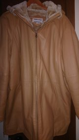 Leather Coat in Bartlett, Illinois