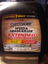 Spectracide weed and grass killer with extended control in Clarksville, Tennessee