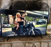 "43"" TV 1080 p Smart LED TV flat screen in Yucca Valley, California"