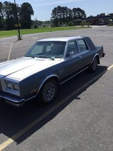 1986 Chrysler fifth Avenue in very good condition in Fort Polk, Louisiana