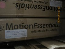 BED SERTA MOTION ESSENTIALS ADJUSTABLE FOUNDATION BED in Fort Campbell, Kentucky