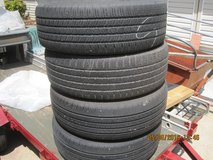 TIRES 235/60R18 SET OF FOUR in Fort Campbell, Kentucky