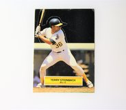 1988 Terry Steinbach Catcher Oakland Athletics Leaf Stand-Up All Stars in Kingwood, Texas