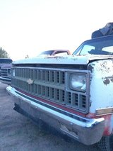 1983 Chevy PU (parts) in Alamogordo, New Mexico