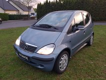 2004 AUTOMATIC  Mercedes A170 CDI * TURBO DIESEL * LOW KM * 2 Years new inspection in Spangdahlem, Germany