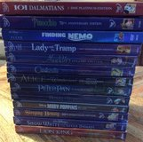 Disney DVD Movies Lot of 13 in Lockport, Illinois