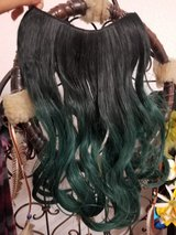 Hair extension, ombre in Ramstein, Germany