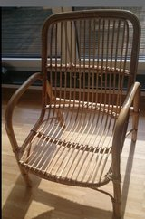 Bamboo chair in Wiesbaden, GE