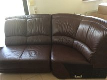 Leather ?? Couch in Ramstein, Germany