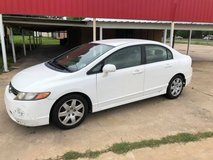 2007 Honda Civic LX in Leesville, Louisiana