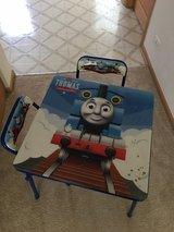 Thomas the train table and chairs in Naperville, Illinois