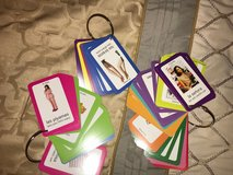 SPANISH flash cards on rings in Kingwood, Texas