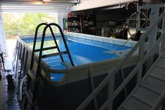 """Pool, Above Ground 16'x8'x42"""" with ladder and filter in Beaufort, South Carolina"""