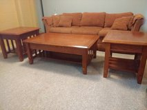 Coffee Table and End Tables in Brookfield, Wisconsin