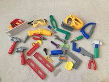 Variety of toy tools in Kingwood, Texas