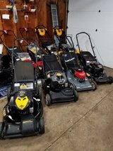 Lawnmowers.  NEEDED . IF YOU GOT ONE THAT DOES NOT RUN ILL BUY IT in Naperville, Illinois