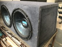 "Pyle Dual 10"" Subwoofer Car Stereo Sub in Okinawa, Japan"