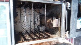 Electric Smoker in Baytown, Texas