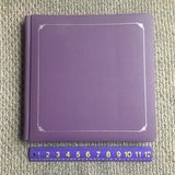 New!  Creative Memories Purple 12 x 12 Scrapbook in Glendale Heights, Illinois