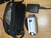 Canon camcorder in Okinawa, Japan